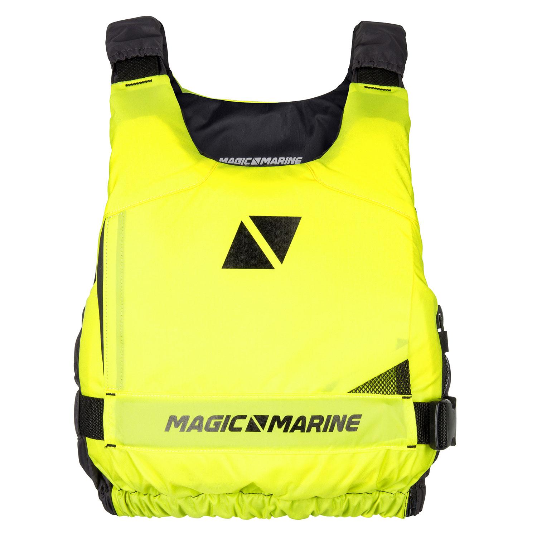 Magic Marine Ultimate Buoyancy Aid 2018 - Flash Yellow ...