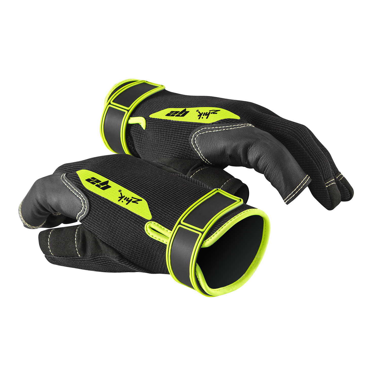 Zhik Sailing Gloves Grey//Black