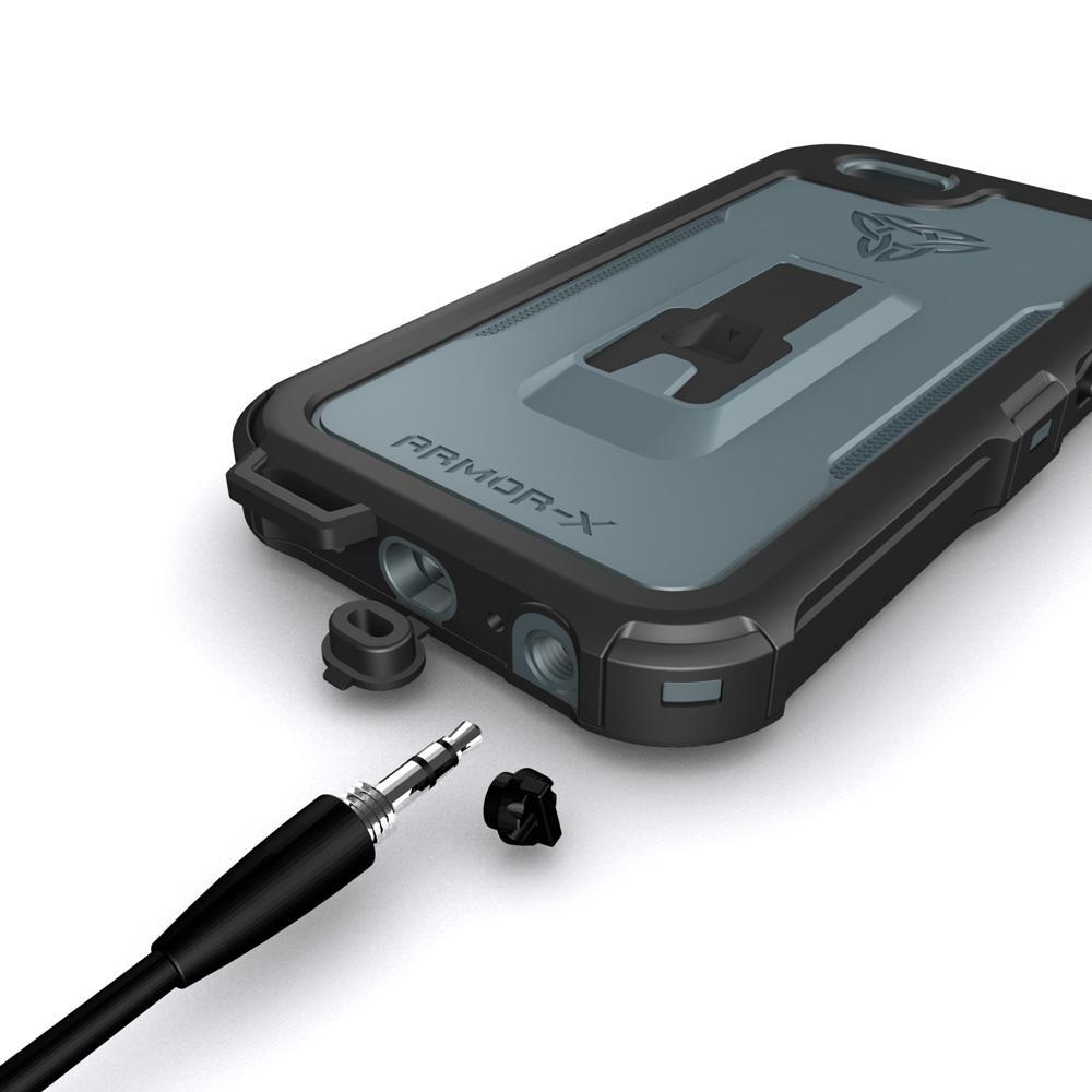 Armor X Waterproof Iphone 6 6S Case Generation 2