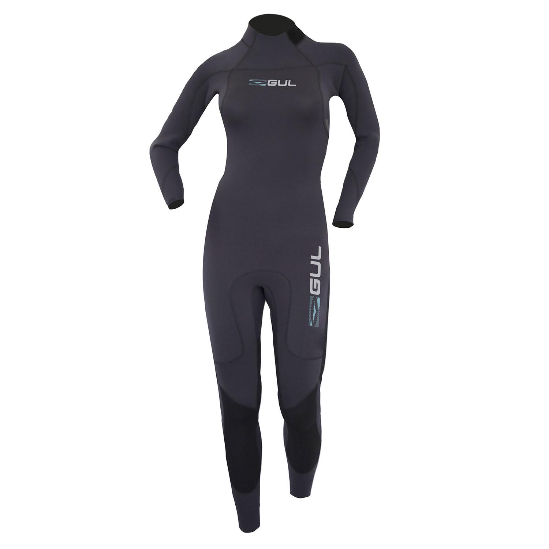 gul womens code zero 4 3mm steamer wetsuit 2017 jet