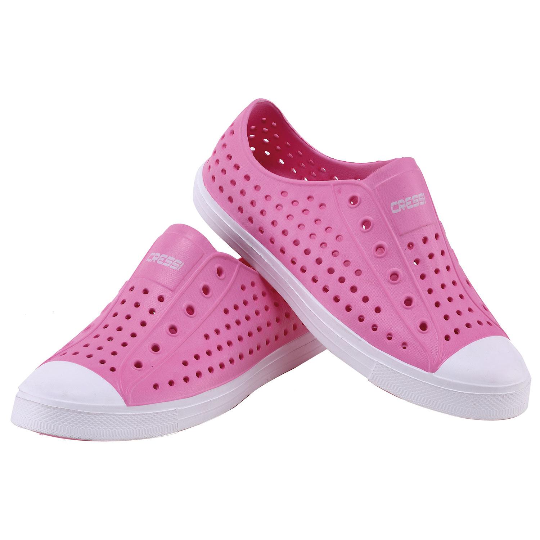 Cressi Pulpy Kids Beach Shoe / Aqua Shoes - Pink   Coast Water Sports
