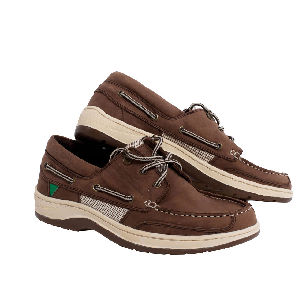 Gul Falmouth Leather Deck Shoes / Boat Shoes 2018