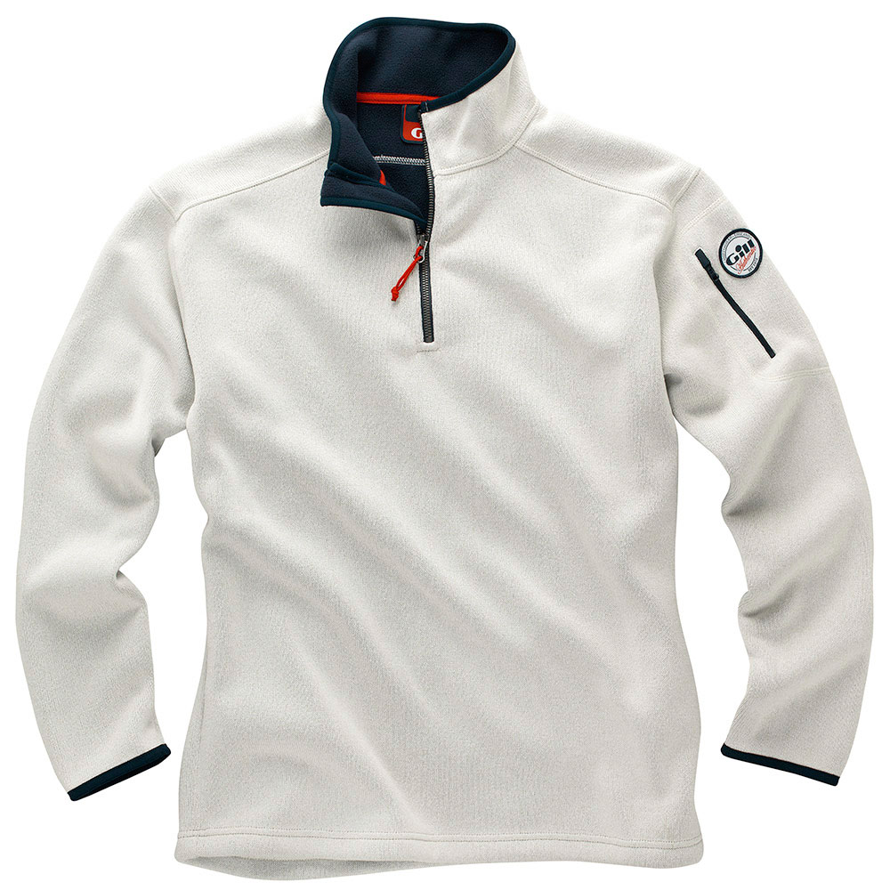 gill mens knit fleece 2016 sailcloth coast water sports