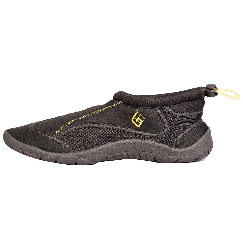 Gul Adult Aqua Beach Shoes 2018 - Black | Coast Water Sports