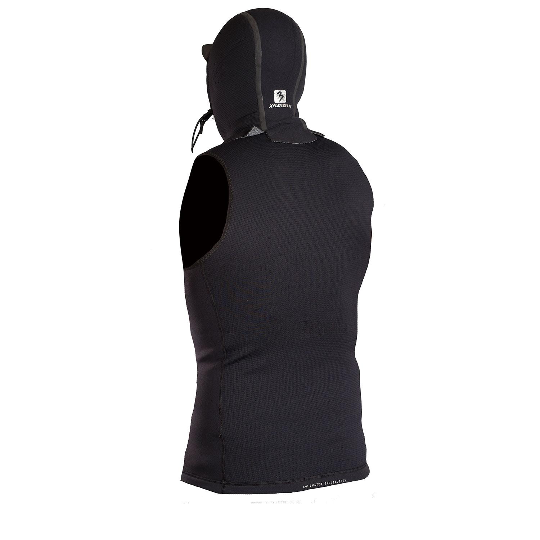 Gul Flexor Hooded Surf Vest 0 5m Wetsuit Hood 2019 Black