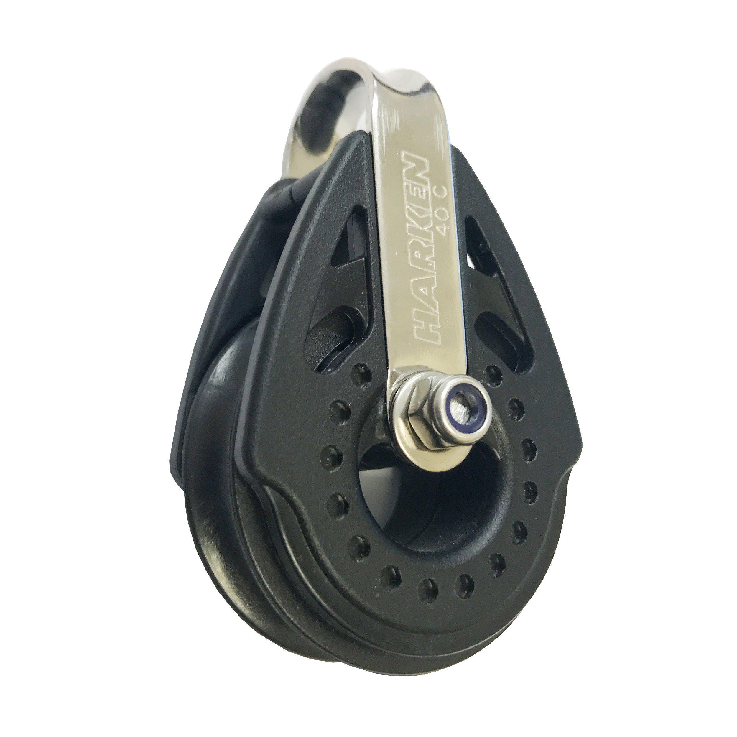 Harken 2650 40mm Fixed Carbo Block Removable Strap