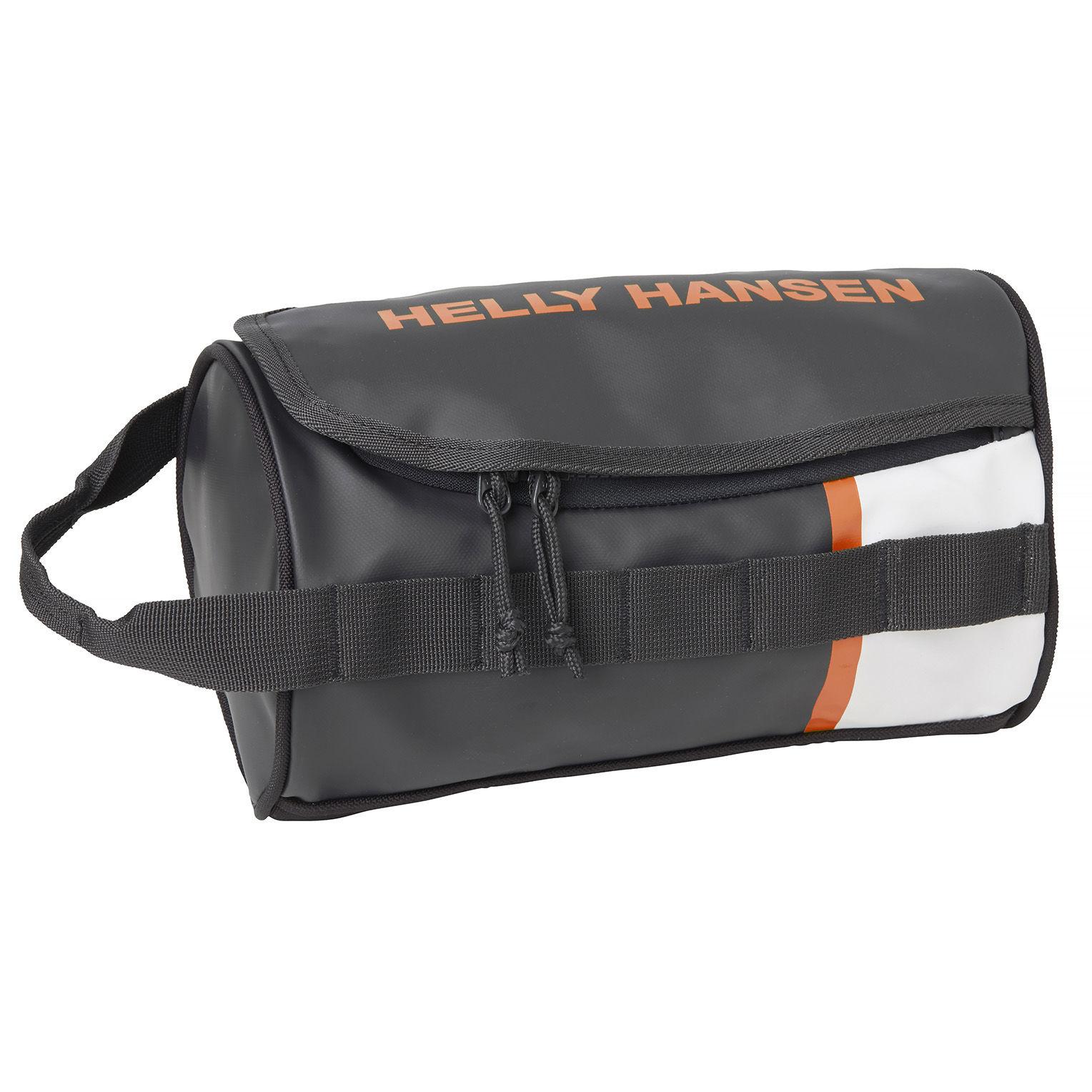 Helly Hansen Mini Duffel Wash Bag Ebony Coast Water Sports