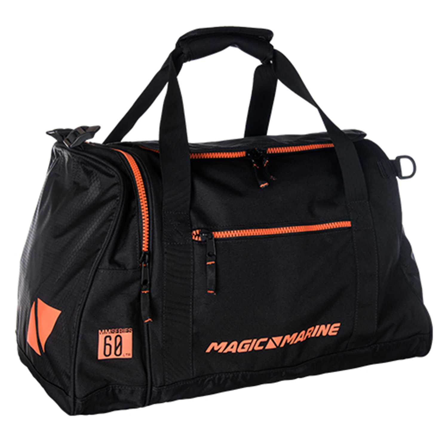 Magic Marine 60L Sailing Bag 2019 - Black