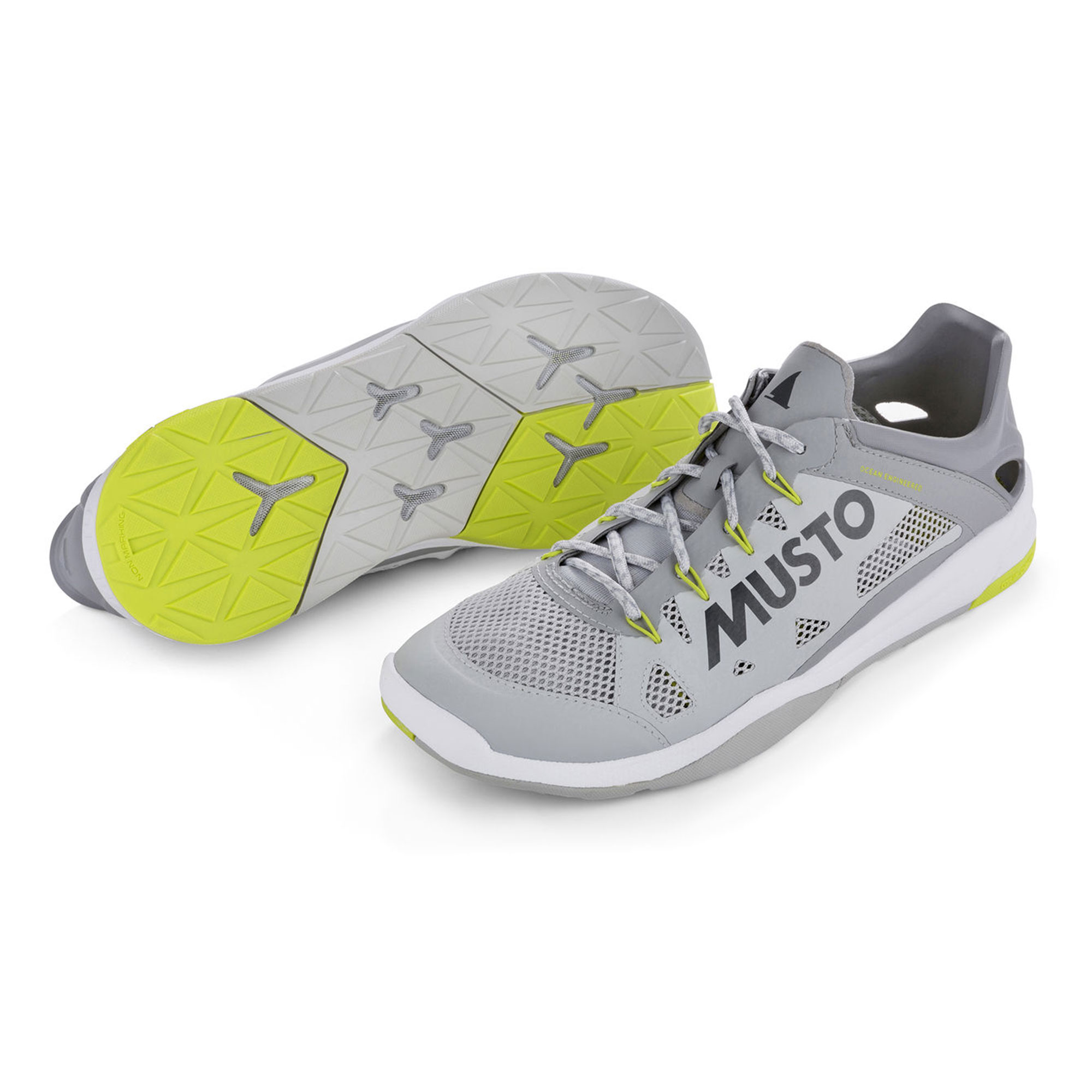 Musto Dynamic Pro Ii Shoe 2018 Platinum Coast Water Sports