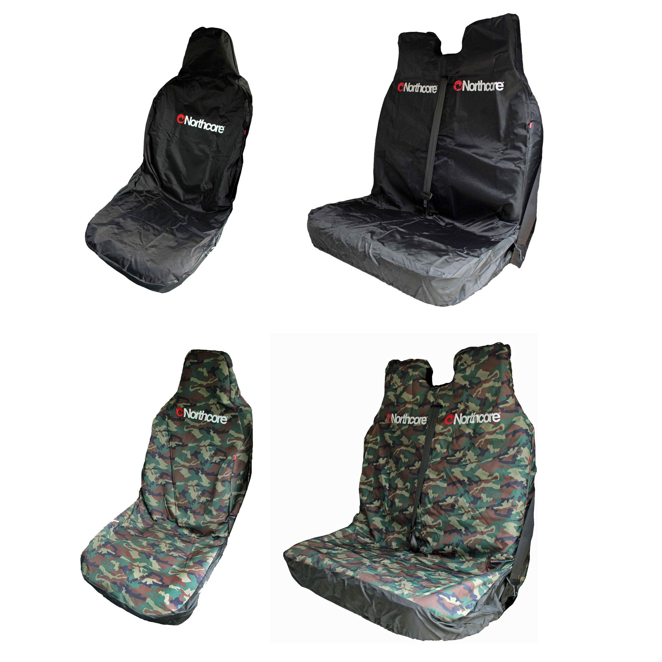 Northcore Van Seat Cover Sets