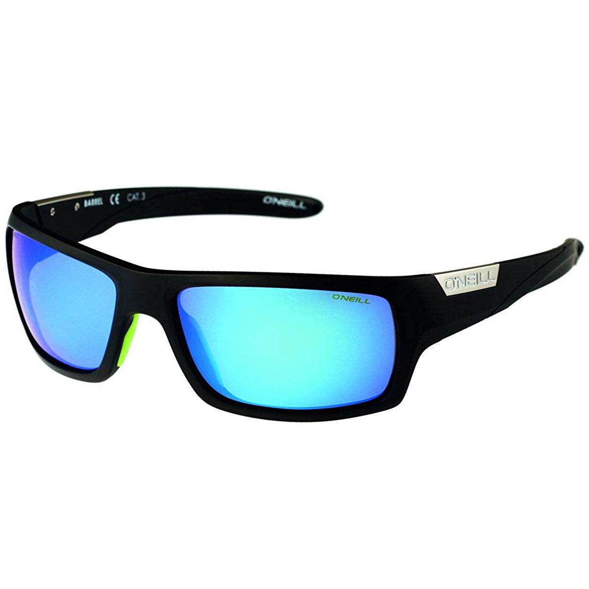 mitad de descuento 41ad2 76b93 Gafas De Sol Polarizadas Oneill Ons Barrel - Espejo Negro / Lima Mate