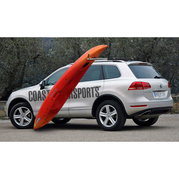 Ruk Sports Canoe Kayak Roof Rack Load Assist Kayak