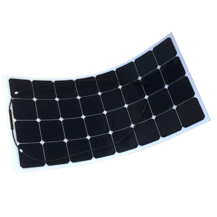 TMS Solar Flexible Solar Panels - Monocrystalline - Boats Yachts ...