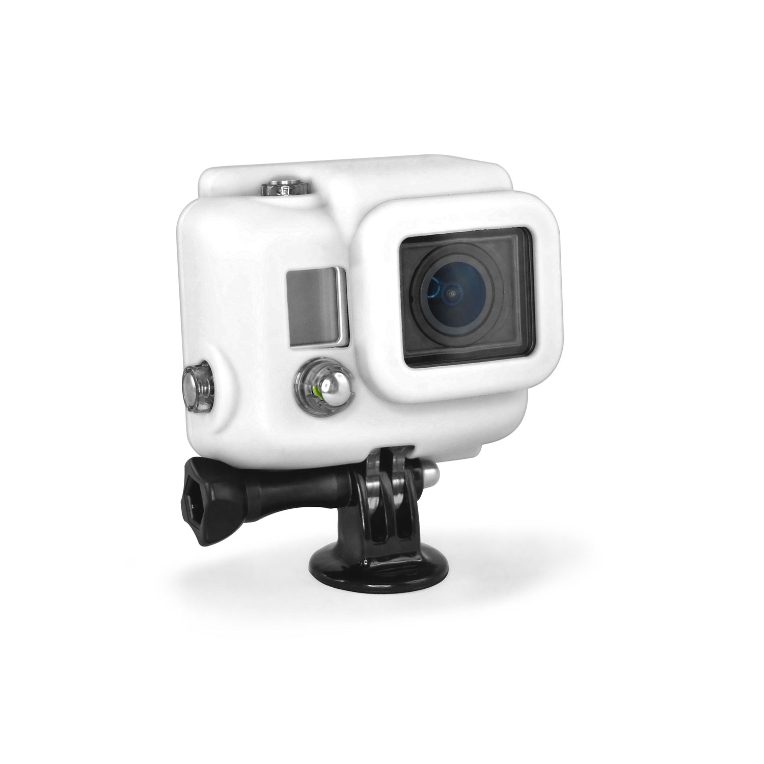xsories gopro hero3 silicone cover white coast water. Black Bedroom Furniture Sets. Home Design Ideas