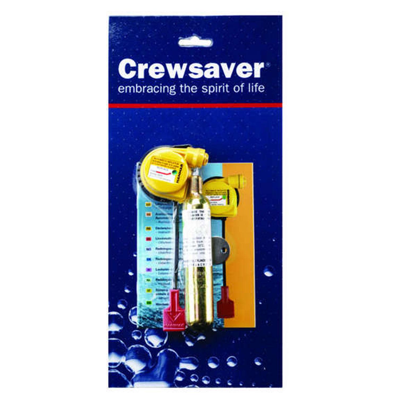 crewsaver lifejacket rearming instructions