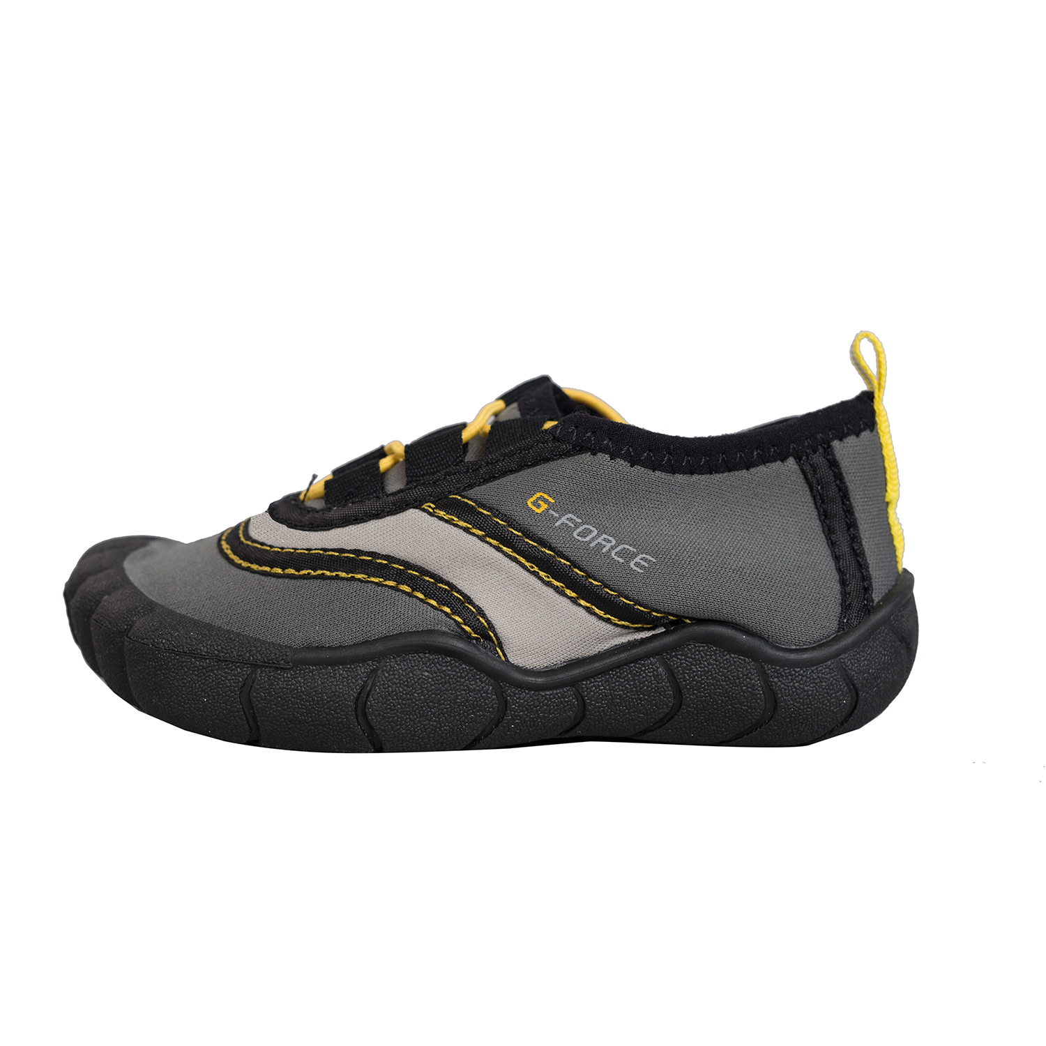 Black//Yellow Gul Junior Aqua Shoe Beach Shoes 2020