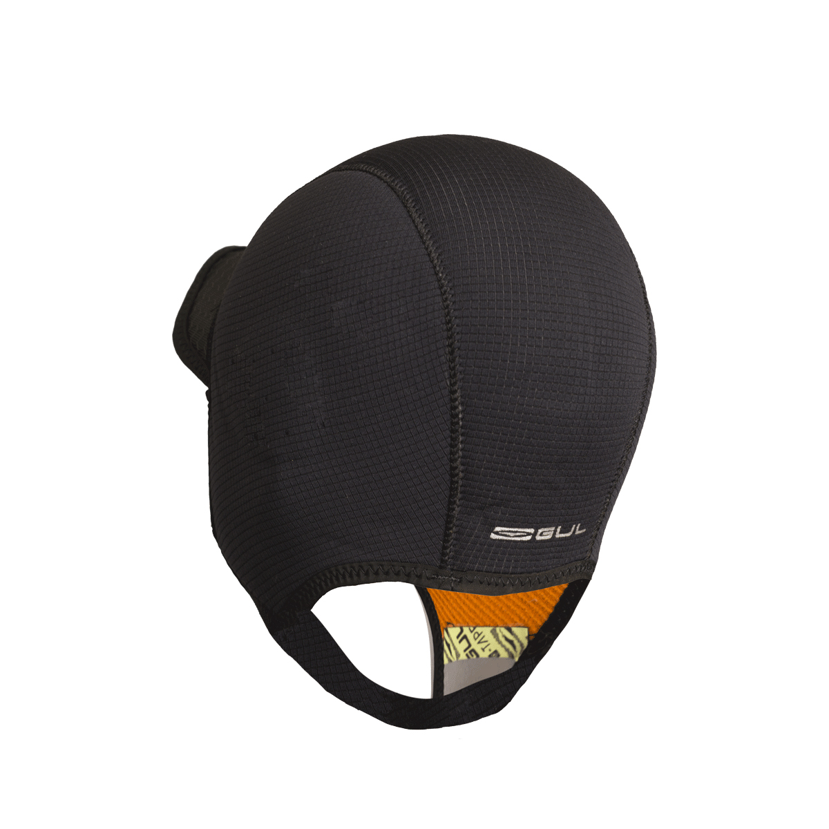 Gul Peaked 3mm Bs Surf Cap 2018 Black Coast Water Sports