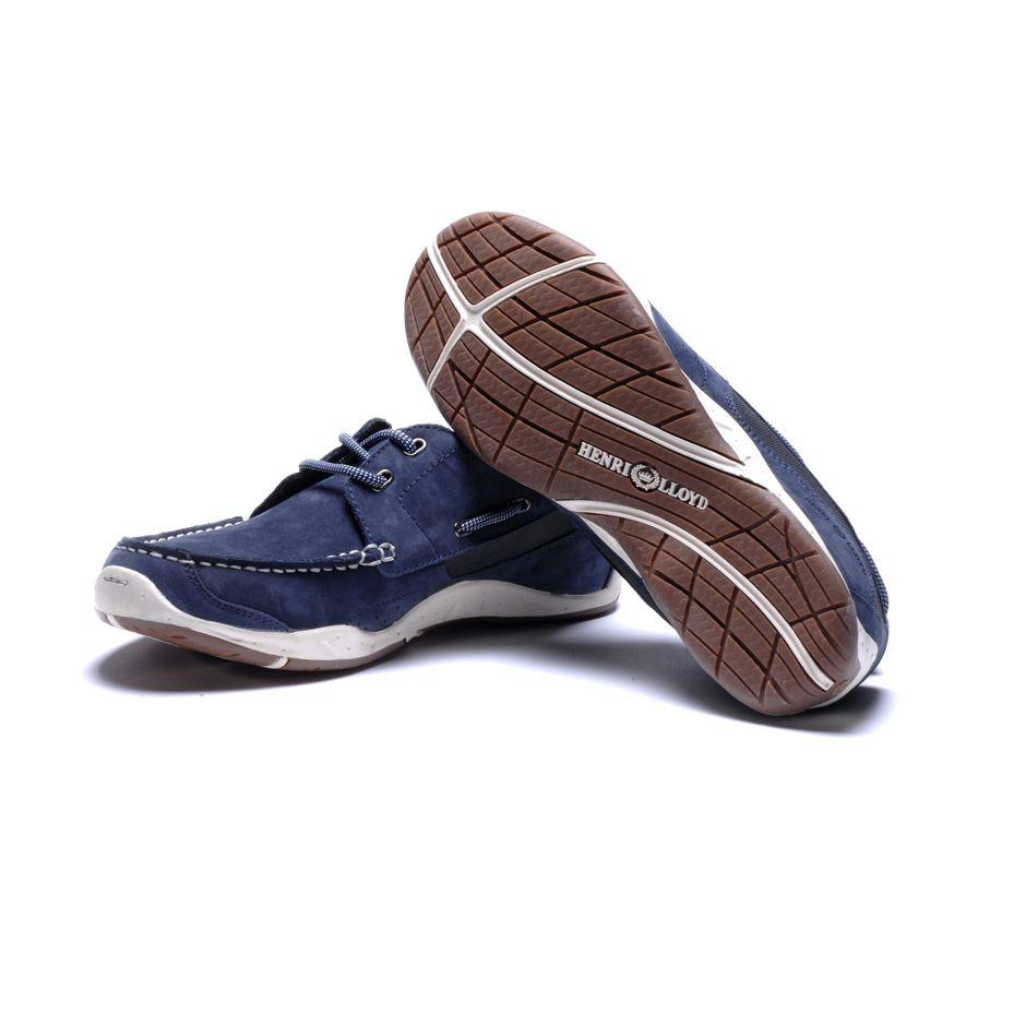 henri lloyd valencia leather deck shoes boat shoes 2016