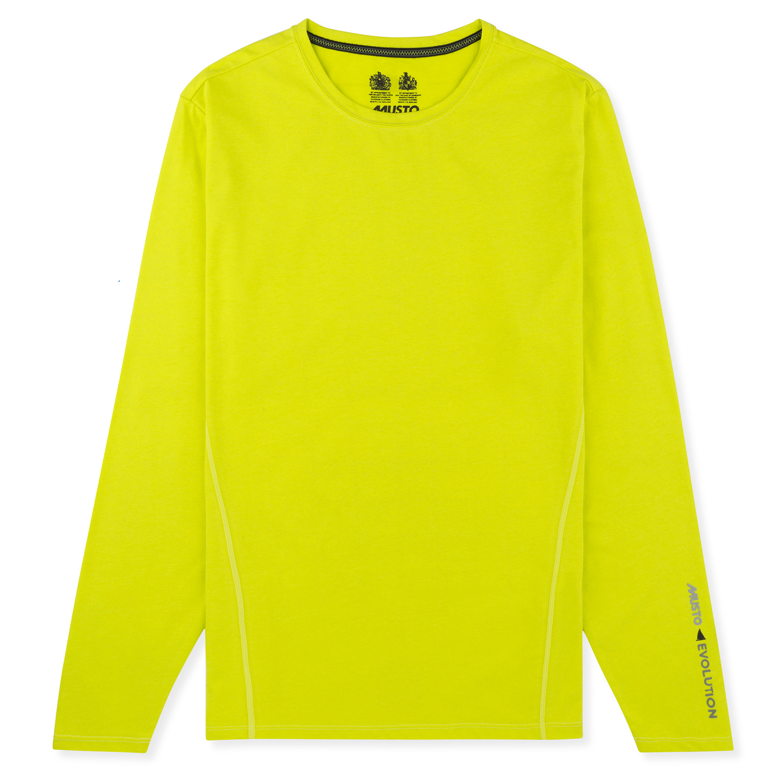 Musto Evolution Sunblock Long Sleeve T Shirt 2017