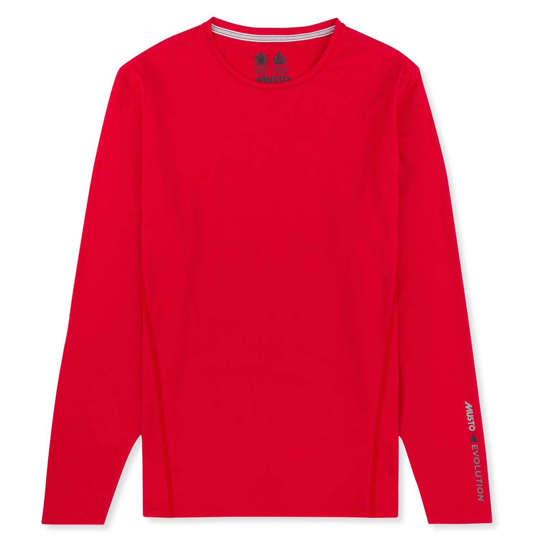 Musto Evolution Sunblock Long Sleeve T Shirt 2017 True