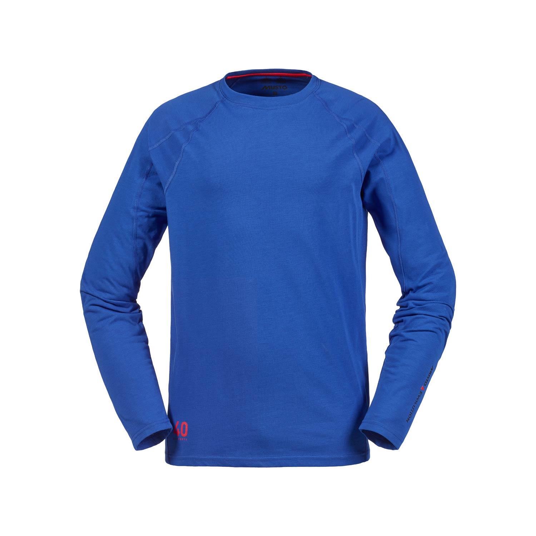 Musto Evolution Sunblock Long Sleeve T Shirt Surf