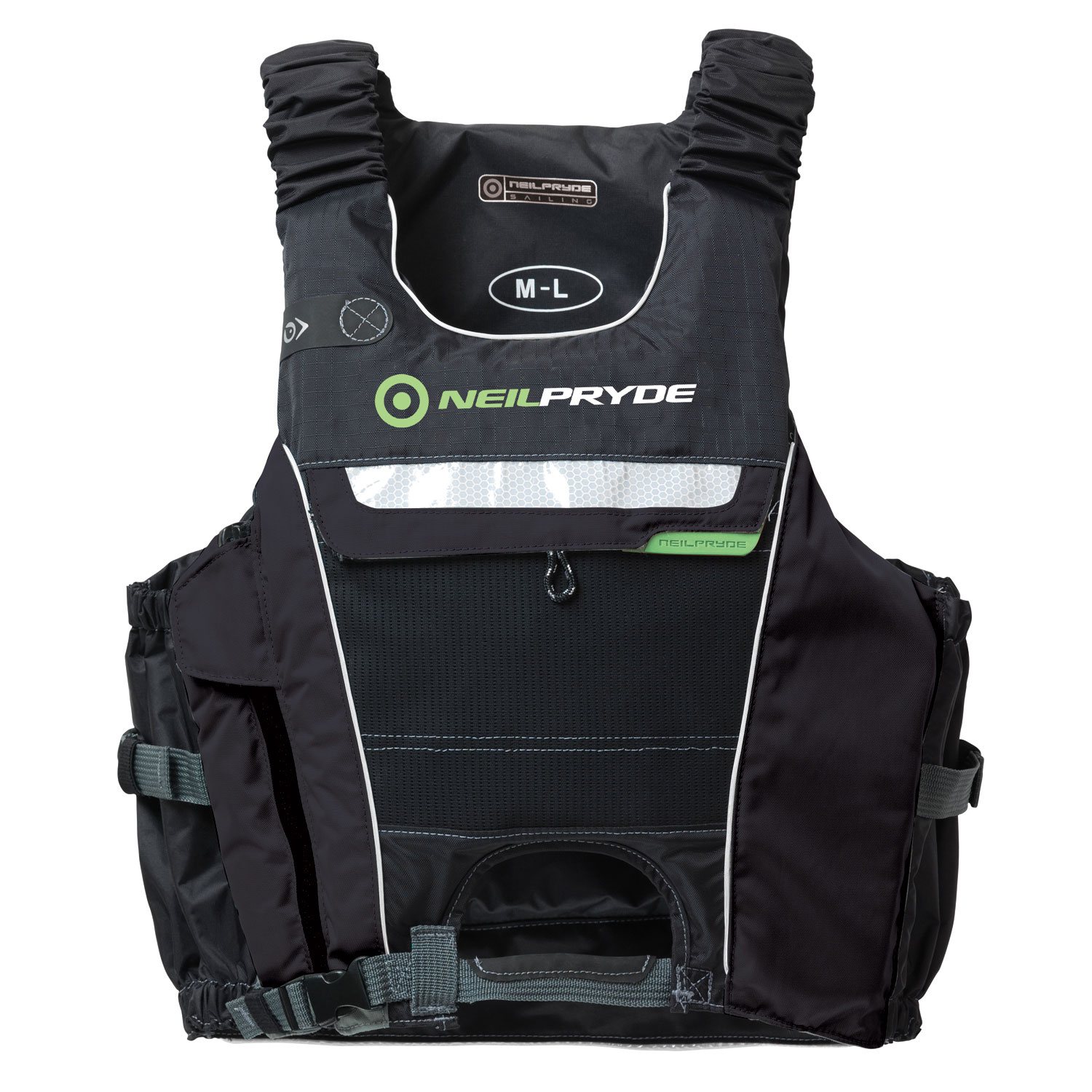 Neil Pryde ELITE Buoyancy Aid / Vest - Black | Coast Water