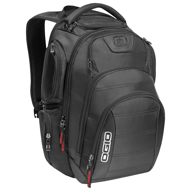 Ogio Mach 5 >> Ogio Gambit 17 Laptop Backpack - Black