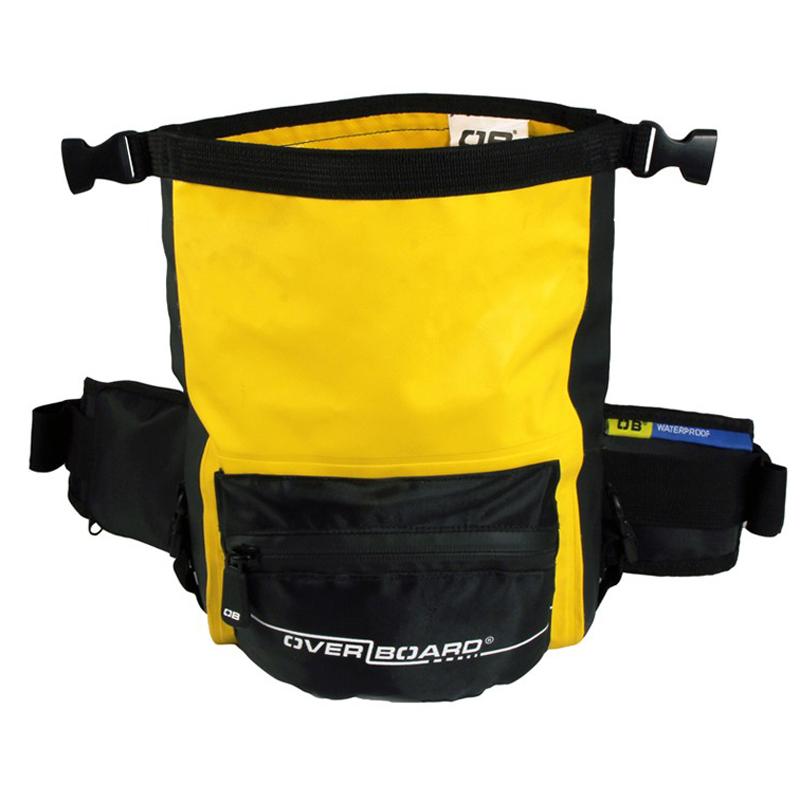 Overboard Waterproof Waist Pack 3 Ltr Yellow Coast