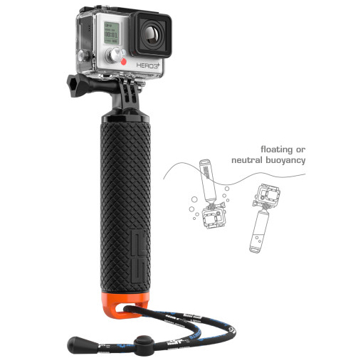 SP Gadgets Aqua Bundle WP Case and POV Dive Buoy for GoPro