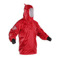 Palm Centre Smock Professional Jacket - Red