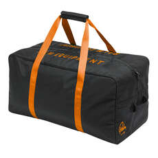 Palm Mega Hold All Luggage Bag - Negro