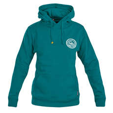 Palm 79 Womens Hoody - Teal - 12588
