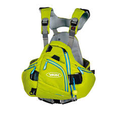 Yak Hallertau 70N White Water PFD Buoyancy Aid 2019 - Lime