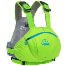 Palm FX White Water PFD Buoyancy Aid 2018 - Lime