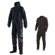 Neil Pryde ELITE 3D Curve Drysuit & Pee Zip 2017 - Free Thermal Fleece