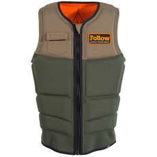 Sigue A Stow Cook Impact Vest 2017 - Olive