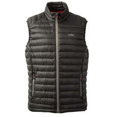 Gill Hydrophobe Down Gilet - Holzkohle