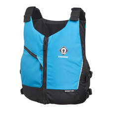 Crewsaver Junior Sport 50N Chest Zip Buoyancy Aid 2019 - Blue