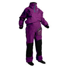 Gul Womens SHADOW Halo Zip Drysuit 2019 - FREE UNDERSUIT