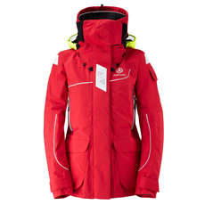 Henri Lloyd Womens Elite Offshore Sailing Jacket 2.0 2018 - New Red
