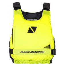 Magic Marine Ultimate Buoyancy Aid 2019 - Flash Yellow