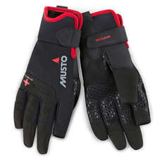 Gants De Voile Musto Performance Long Finger - 2019 - Noir