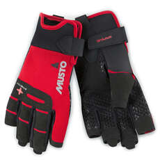 Gants De Voile À Doigts Courts Musto Performance -  - True Red