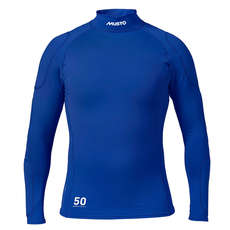 Musto Sunblock Foiling Impact Top - Race Blue