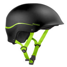 Casco De Kayak Half Cut De Palm Shuck - Negro