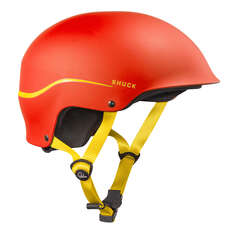 Casco De Kayak Half Cut De Palm Shuck - Rojo