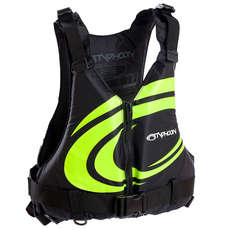 Typhoon Yalu Buoyancy Aid 2020 - Green Swirl