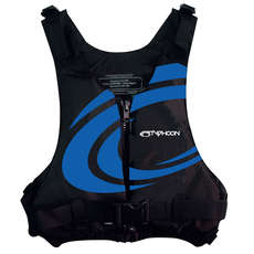 Typhoon Junior Yalu Buoyancy Aid 2019 - Blue Swirl