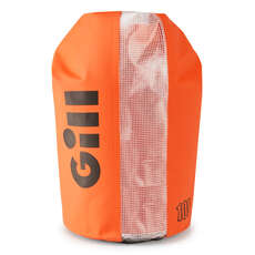 Gill 10L Dry Cylinder Bag - Tango