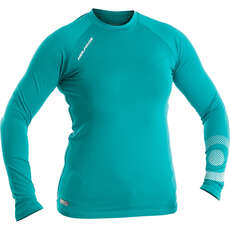 Neil Pryde SPARK Womens Long Sleeve Rashguard 2019 - Ocean
